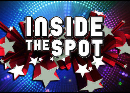 INSIDE THE SPOT LOGO